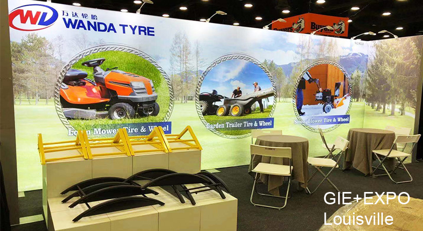The Green Industry & Equipment Expo 2019 in Louisville ——WANDA TYRE