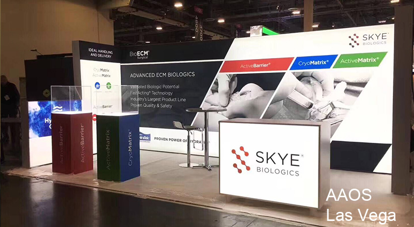 American Academy of Orthopaedic Surgeons(AAOS) Annual Meeting——SKYE Biologies