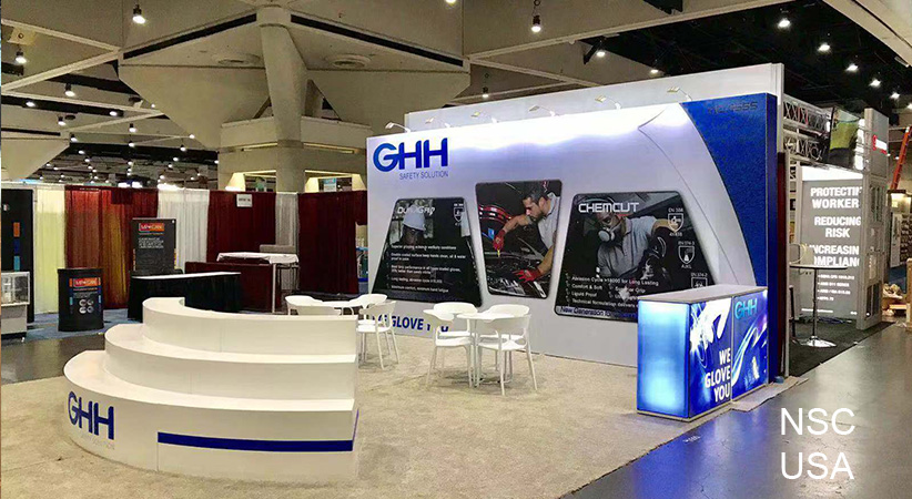 The NSC Congress & Expo 2019 in San Diego——GHH