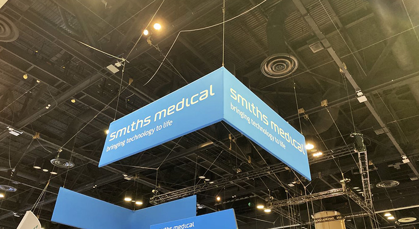 MD&M West Show in Anaheim——SMITHS MEDICAL