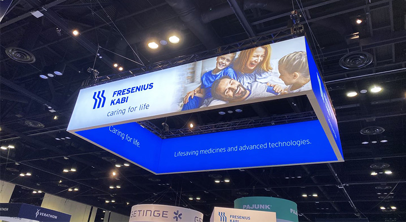 MD&M West Show in Anaheim——FRESENIUS KABI